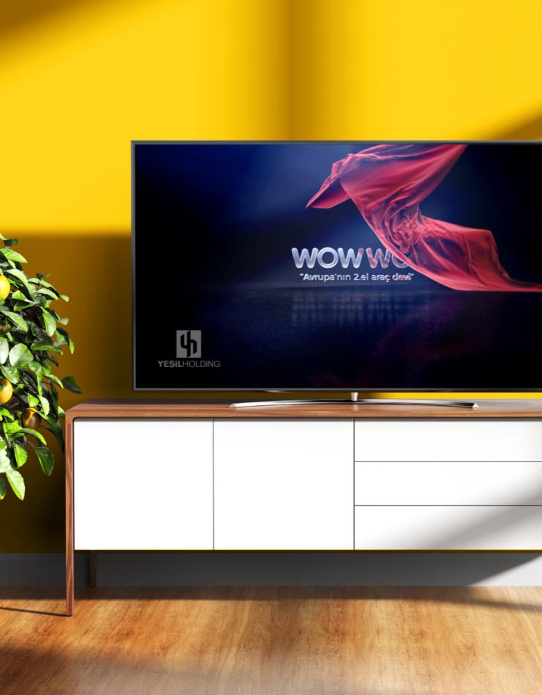 Wowwo TV Reklamı